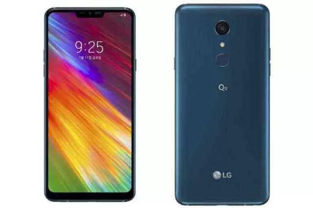 LG anuncia Q9 de média gama com um Snapdragon 821 1