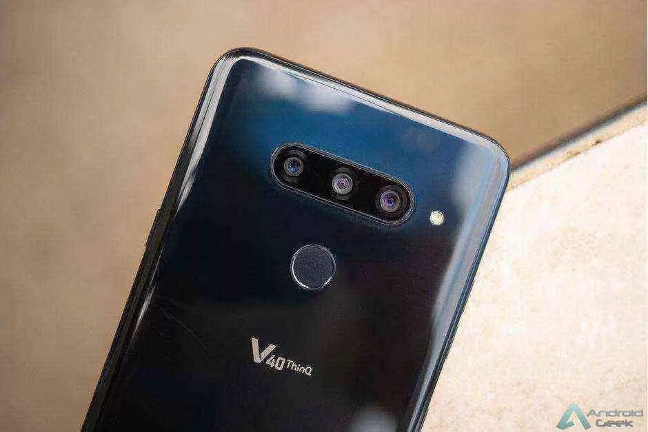 Telefone 5G da LG chega no próximo mês com Snapdragon 855 e câmara de vapor exclusiva 1