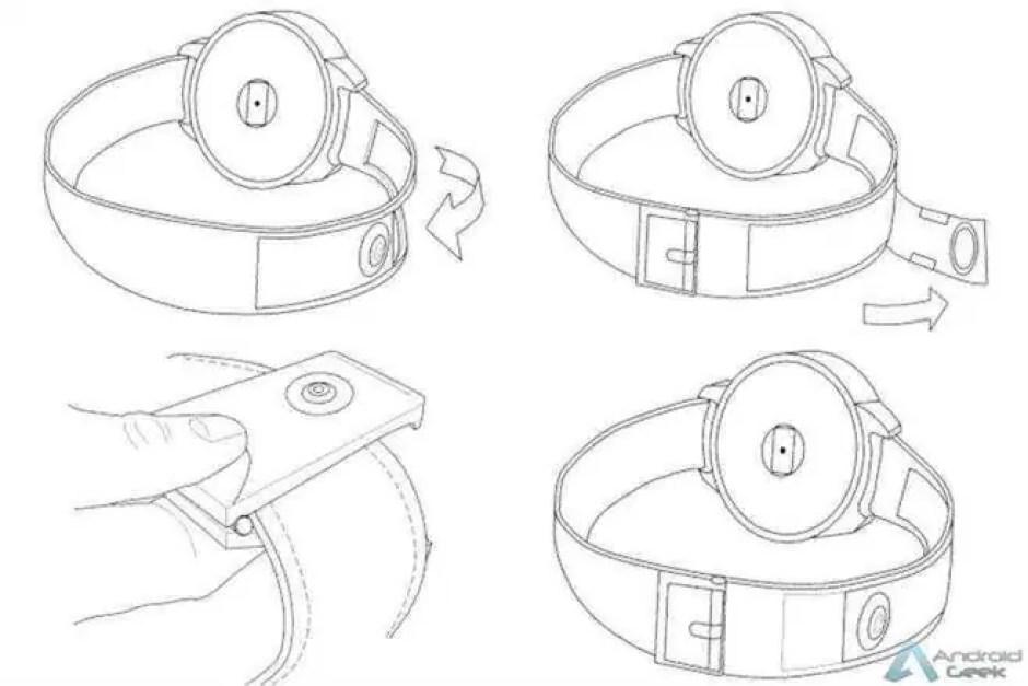 O próximo smartwatch da LG pode incluir uma câmara modular 1