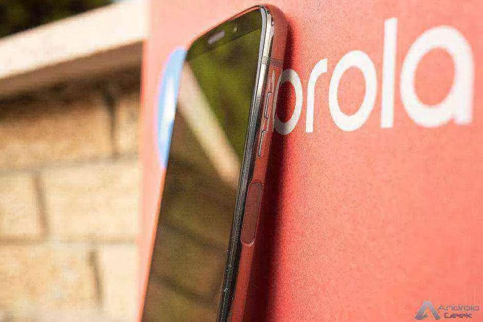 Os telefones da Motorola podem acabar com todos os botões físicos 1
