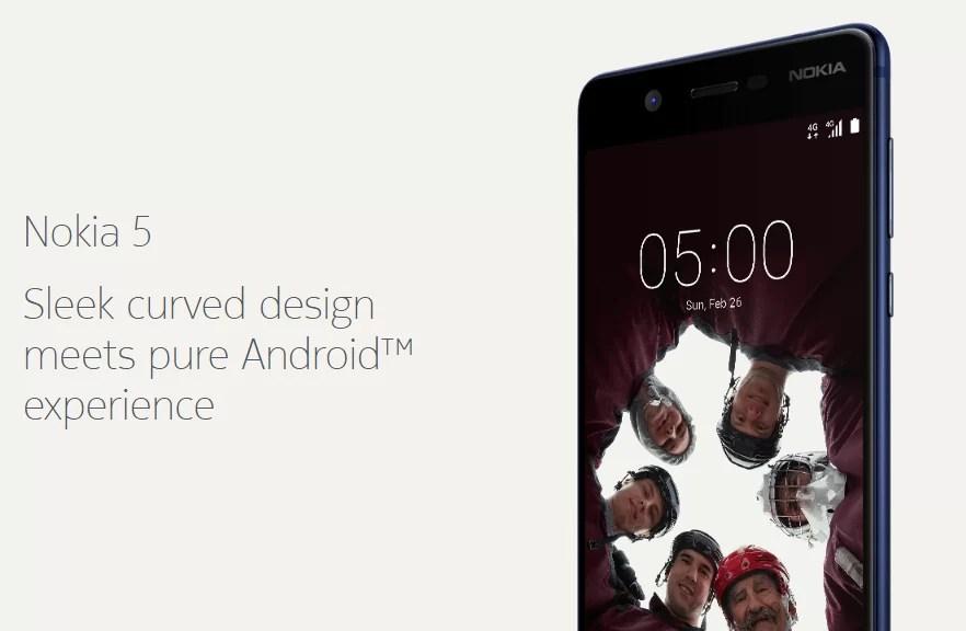 Nokia 5 2017 recebe atualização do Android 9 Pie 1