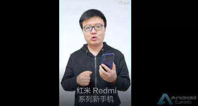 O novo Redmi Note 7 da Xiaomi aparece em vídeo e é duro de roer 2