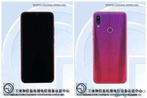Primeiro smartphone Redmi com câmera de 48MP e um design gradiente 3