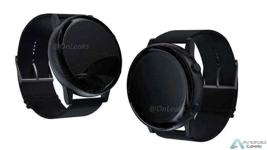 Samsung Galaxy Sport revelado com diferenças cruciais do Galaxy Watch 1