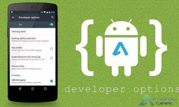 Como activar o modo de Programador em Android 1