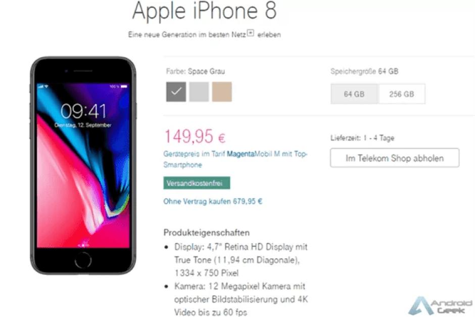 A Qualcomm não devia estar satisfeita com a proibição de vendas do iPhone na Alemanha 1