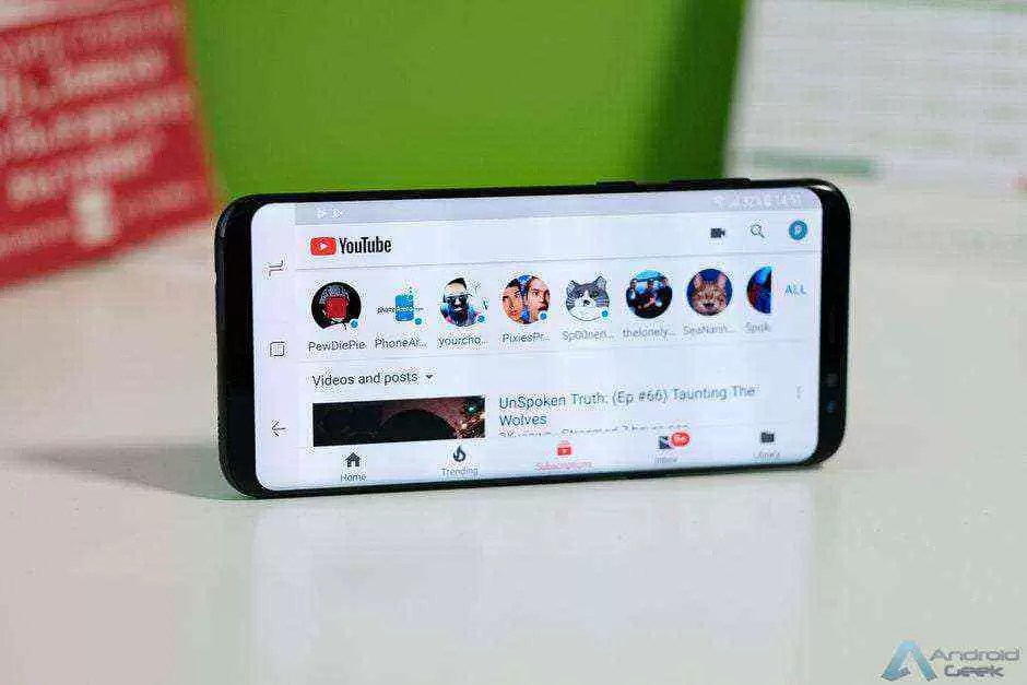 Atualização do YouTube traz recomendações de download de vídeos para todos 1