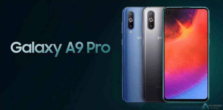 Novo Samsung Galaxy A9 Pro (2019), características, preço e especificações 1