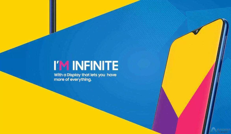 Projeto Samsung Galaxy M, características e data de lançamento confirmadas pela Samsung 3