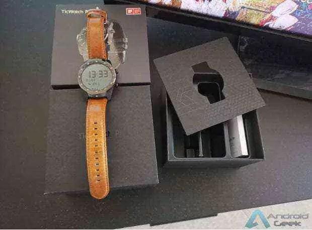 Análise Ticwatch Pro um Smartwatch com pinta 3