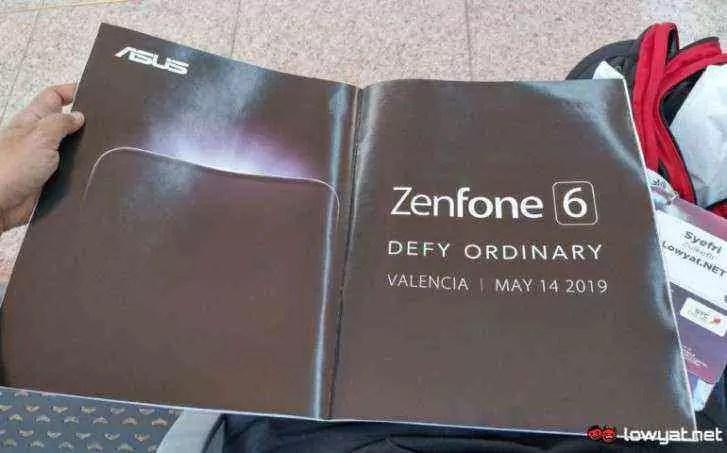 Asus Zenfone 6 passa pela FCC confirma esquemática de câmara dupla 3