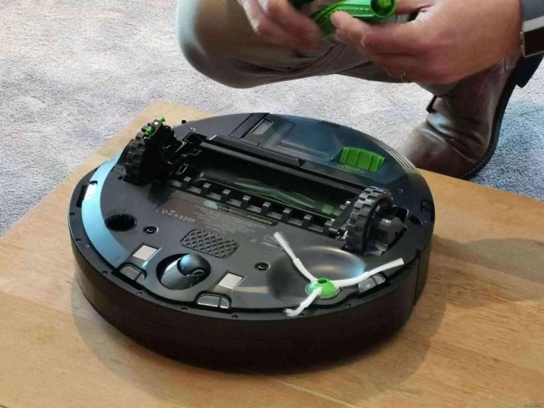 Análise iRobot Roomba i7+ o melhor e mais inteligente aspirador de sempre 12