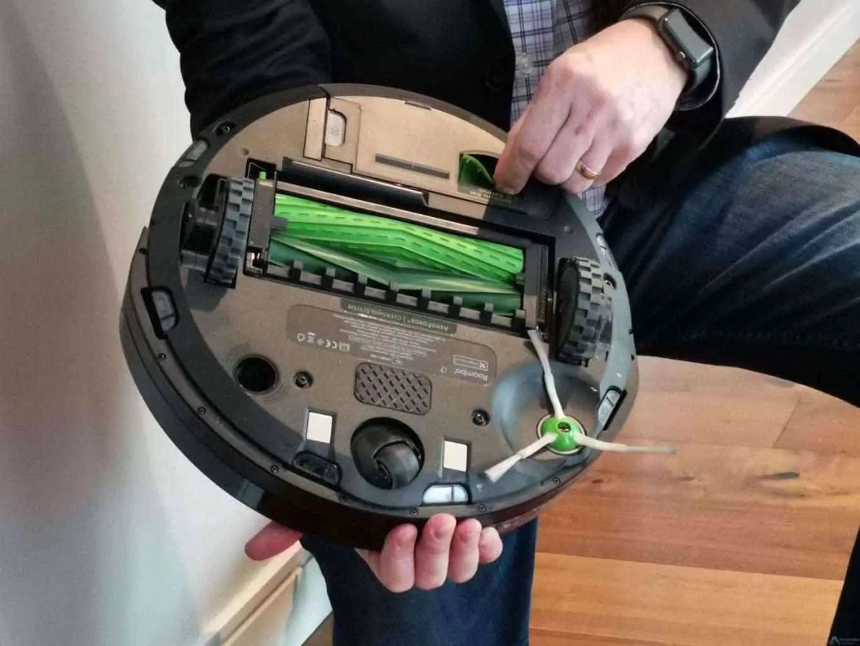 O iRobot Roomba i7 + está pronto para vos servir 3