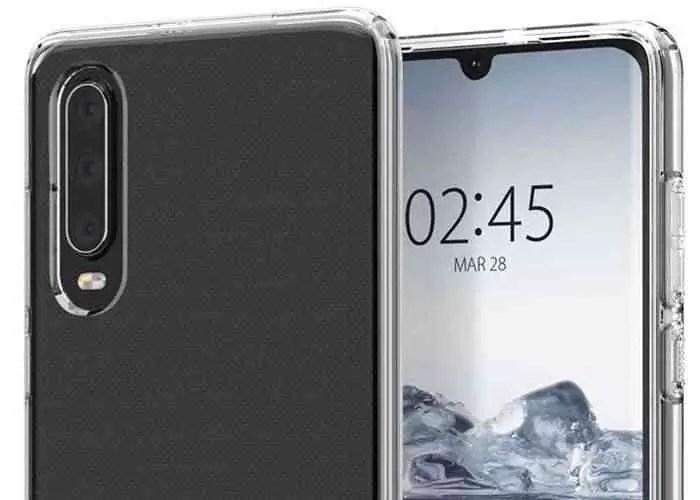 O Huawei P30 e P30 Pro revelam todo o seu design através de alguns renders