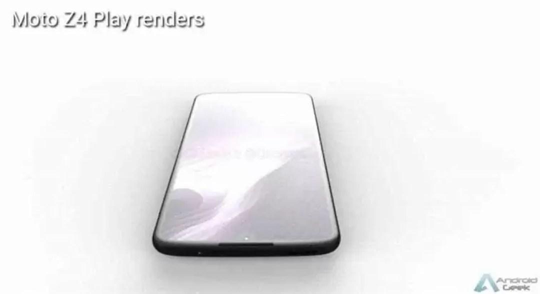 Moto Z4 Play com uma câmara de 48MP e chipset Snapdragon 675 3