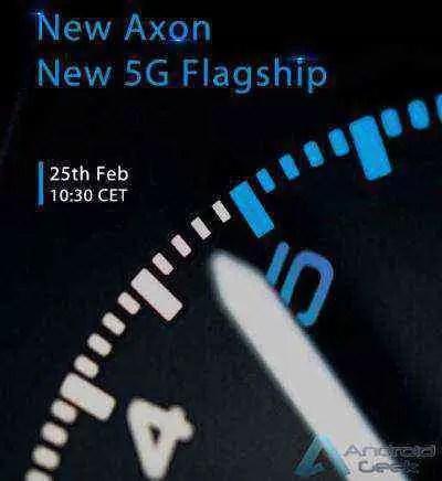 A ZTE tem um novo dispositivo 'Axon' e um 'novo FlagShip 5G' para MWC 2019 1