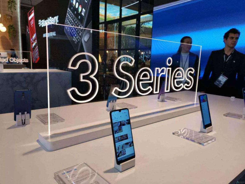 Alcatel 3 series e Alcatel 1S: ecrãs amplos, Câmaras AI, preços baixos 1