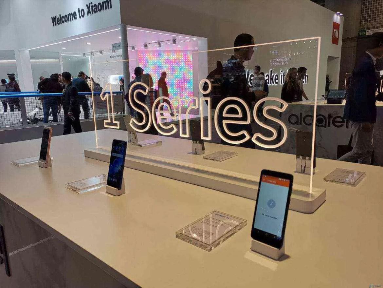 Alcatel 3 series e Alcatel 1S: ecrãs amplos, Câmaras AI, preços baixos 7