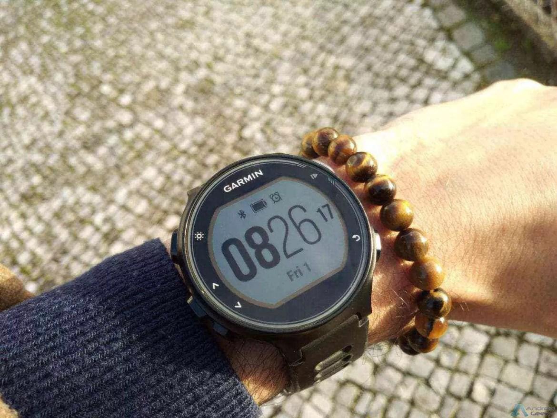 Análise ao Garmin Forerunner 735XT o relógio de triatlo 4