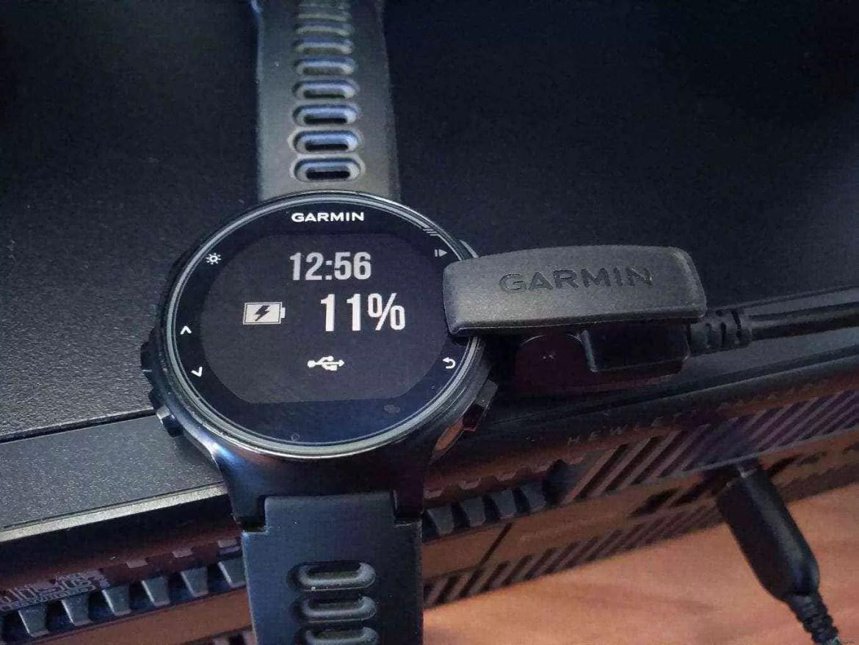 Análise ao Garmin Forerunner 735XT o relógio de triatlo 26