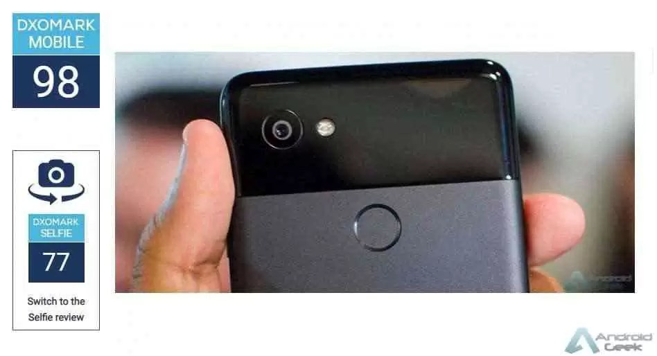 Análise Google Pixel 2 XL | um ano depois continua fiável e competente 12