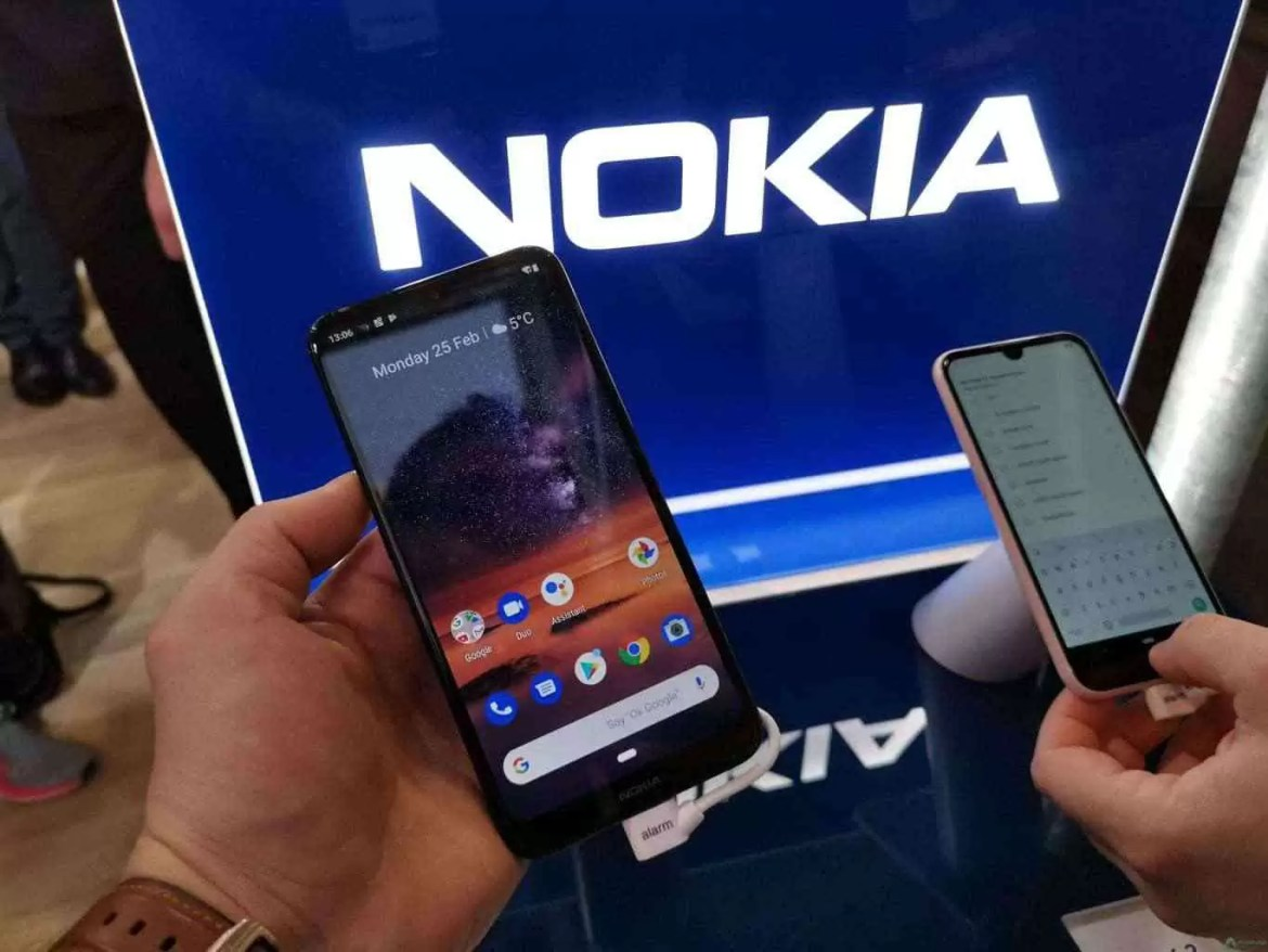 Nokia 3.2 Hands On no MWC 2019 1