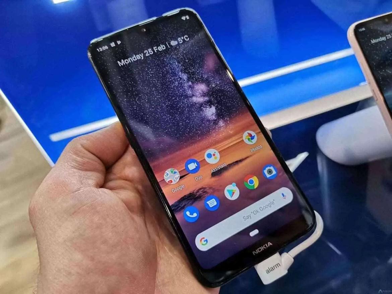 Nokia 3.2 Hands On no MWC 2019 3