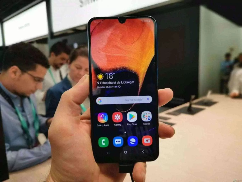 Samsung ataca a gama média com linha Galaxy A com melhorias significativas 3