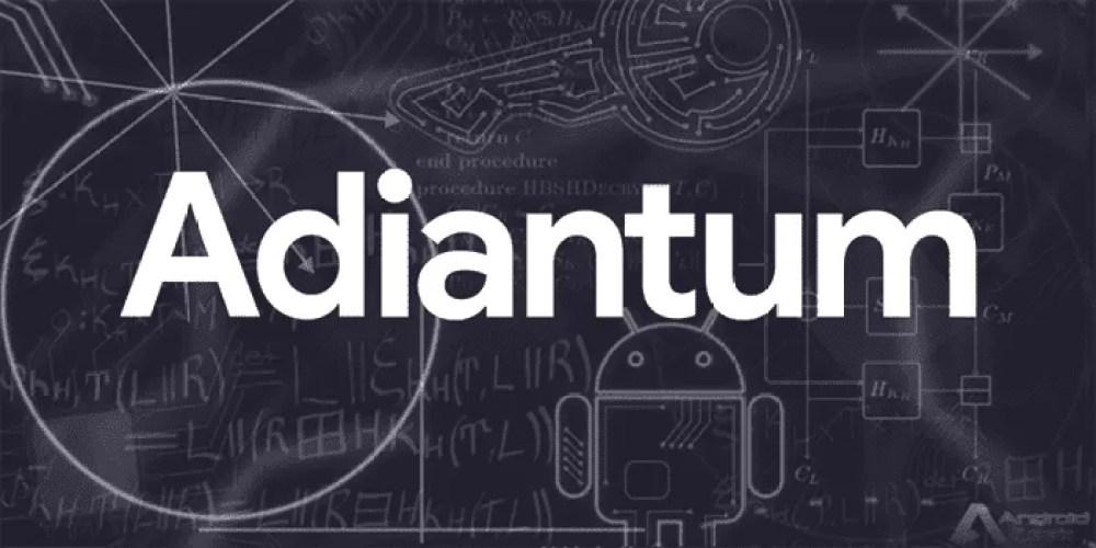 O Adiantum do Google foi projetado para Chipsets mais lentos 1