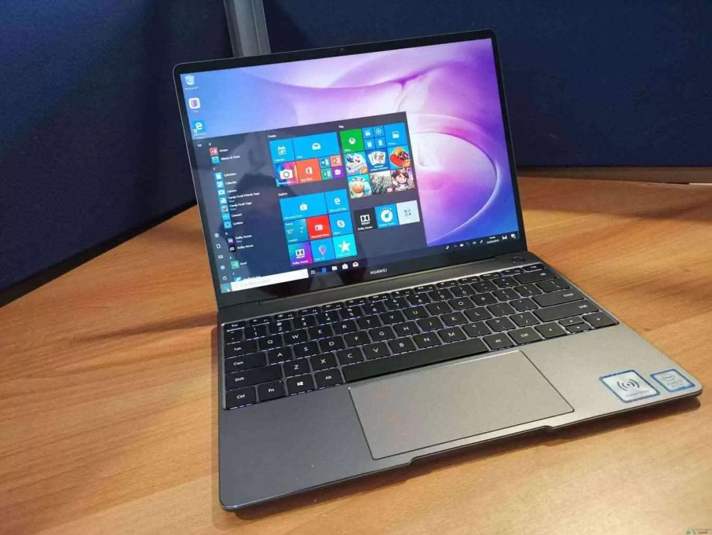Hands On Huawei MateBook 13 um notebook incrivelmente fino e poderoso 9