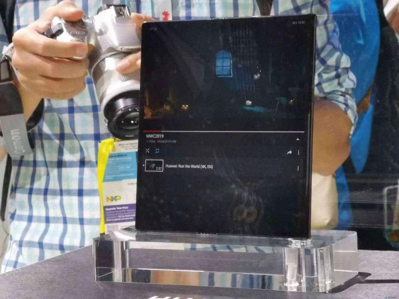 Huawei Mate X passa pela certificação TENAA o que prova que o lançamento está iminente 4