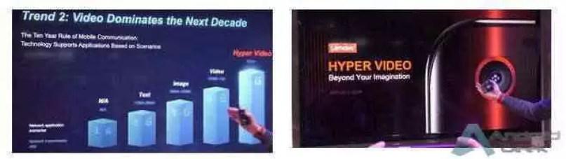 Lenovo Z6 Pro será lançado em junho com Câmara 5G e Hyper Vision 1
