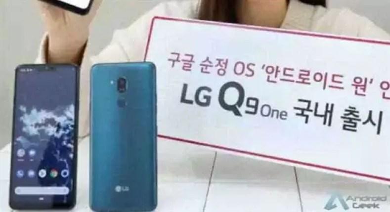 LG anuncia o LG Q9 One com o SDM 835 na Coreia 1