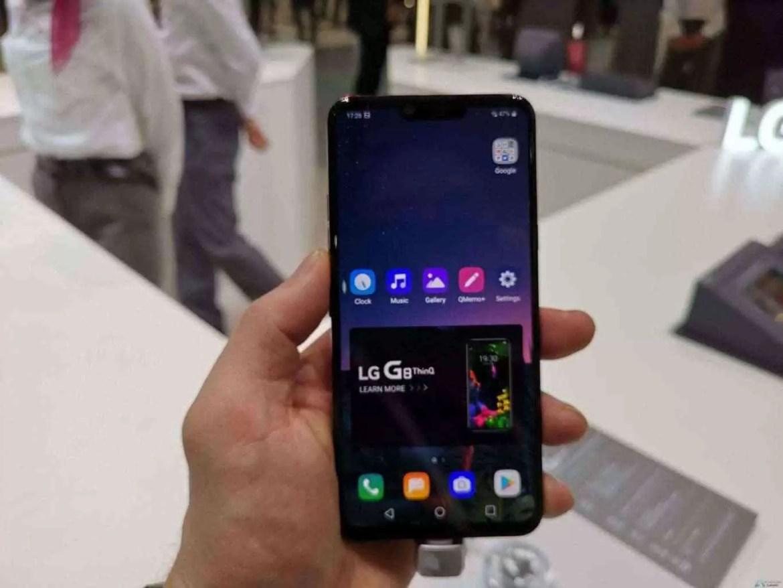 LG G8 ThinQ hands-on: mais maneiras de fazer quase a mesma coisa 1