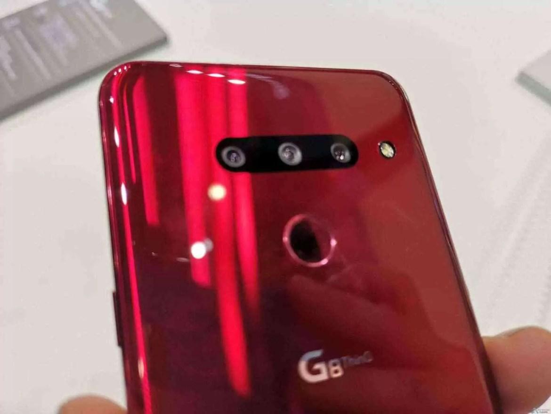 LG G8 ThinQ hands-on: mais maneiras de fazer quase a mesma coisa 3