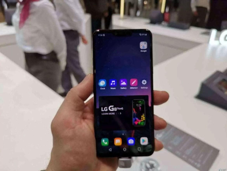 LG G8 ThinQ hands-on: mais maneiras de fazer quase a mesma coisa 4