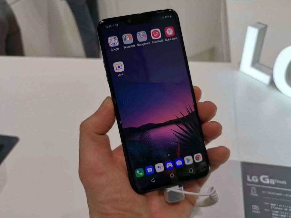 Apple regista patente para a mesma tecnologia no LG G8 1