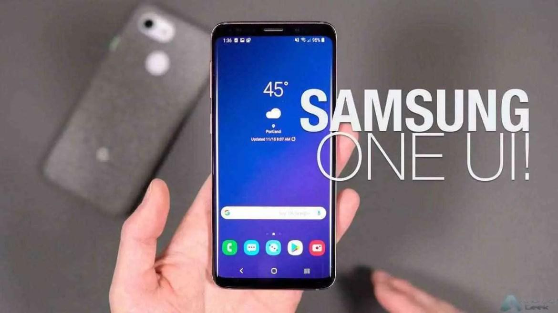 One UI da Samsung ainda tem um longo caminho a percorrer 1