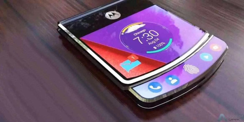 Motorola confirma que o seu smartphone dobrável está a chegar 1