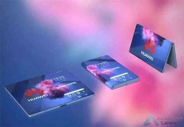 O telefone dobrável 5G da Huawei tem mais surpresas reservadas 1