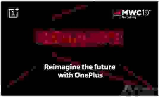 OnePlus envia convites de imprensa para o MWC19 1