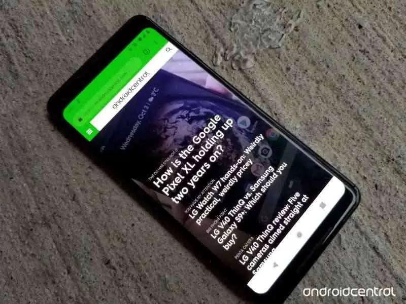 Análise Google Pixel 2 XL   um ano depois continua fiável e competente 1