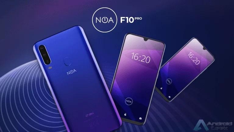Primeiro smartphone NOA com câmaras triplas será revelado no MWC 2019 1
