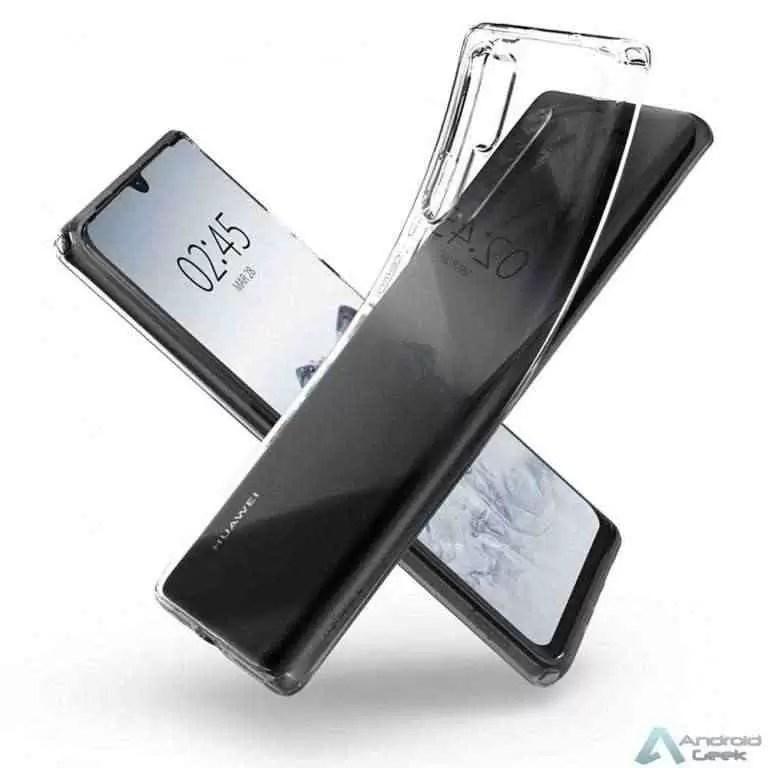 Resoluções de ecrã da série Huawei P30 e versões de Android reveladas 1