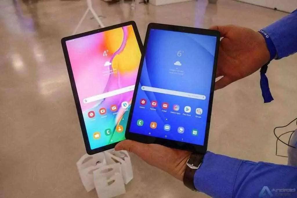 Samsung Galaxy Tab A 10.1 2019 anunciado silenciosamente na Alemanha 1