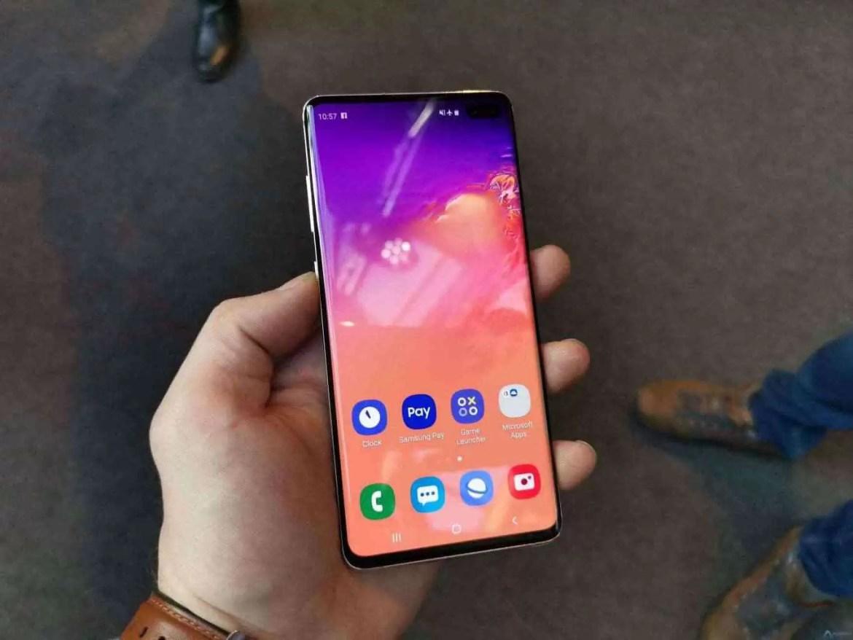Série Galaxy S10 é oficial! S10e, S10 , S10+ e Galaxy S10 5G fazem prever que 2019 pode ser o ano da Samsung 9