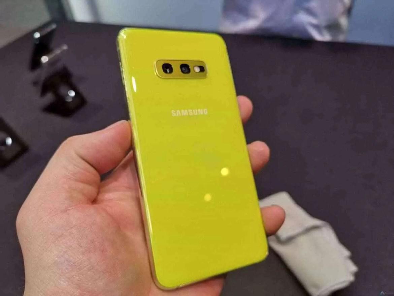 Samsung espera vender 45 milhões de unidades Galaxy S10 em 2019 2