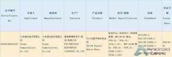Xiaomi Mi 9 vem com carregamento rápido sem fio de 20W 4