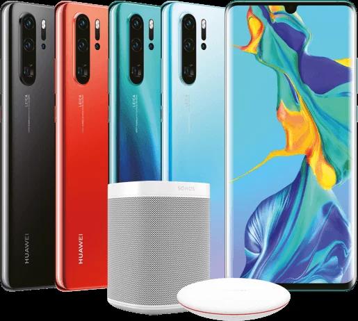 Huawei P30 Pro aparece na Amazon Itália, e confirma especificações como zoom híbrido de 10x 5