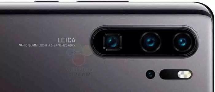 Huawei P30 e P30 Pro, suas especificações reveladas por Roland Quandt